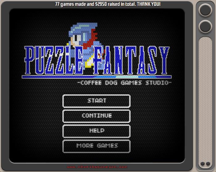 Puzzle Fantasy
